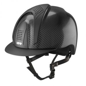 Kask E-LIGHT SHINE - 3 BLACK MATT INSERTS- KEP Italia +Wkładka