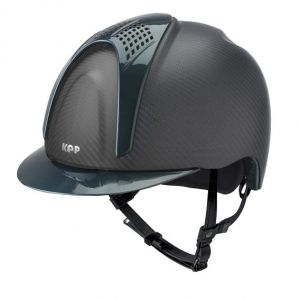 Kask E-LIGHT MATT - 2 GREEN INSERTS - KEP Italia +Wkładka