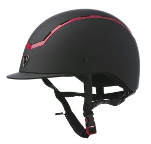 KASK EQUITHEME INSERT COLOR BLACK/RED