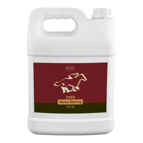 Horse Racing Syrup 5l - firmy Over Horse.
